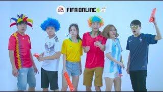 Sóng gió mùa World Cup - Pew Pew, Độ Mixi, Misthy, Tiền Zombie, Jun Vũ, Cris Devil Gamer