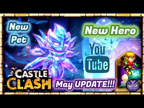 UPDATE   March New Upcoming Update Review   CASTLE CLASH