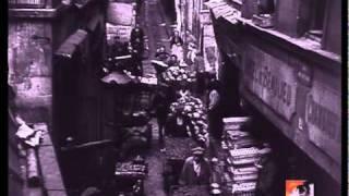 CRAINQUEBILLE - Les travailleurs des Halles de Paris à l'Aube en 1923