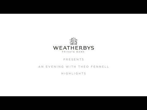 Highlights: An Evening With Theo Fennell | Weatherbys Private Bank