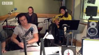 Katie Melua sings Diamonds Are Forever live on BBC Radio 2