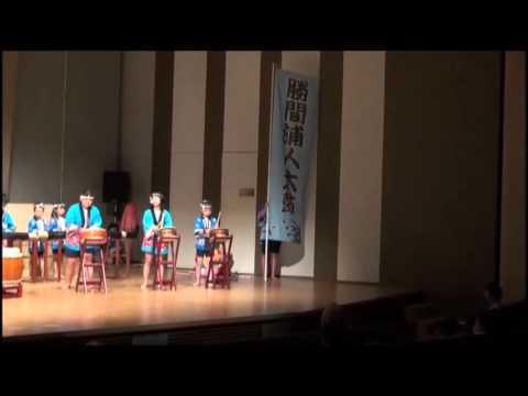 勝間の浦人 - YouTube