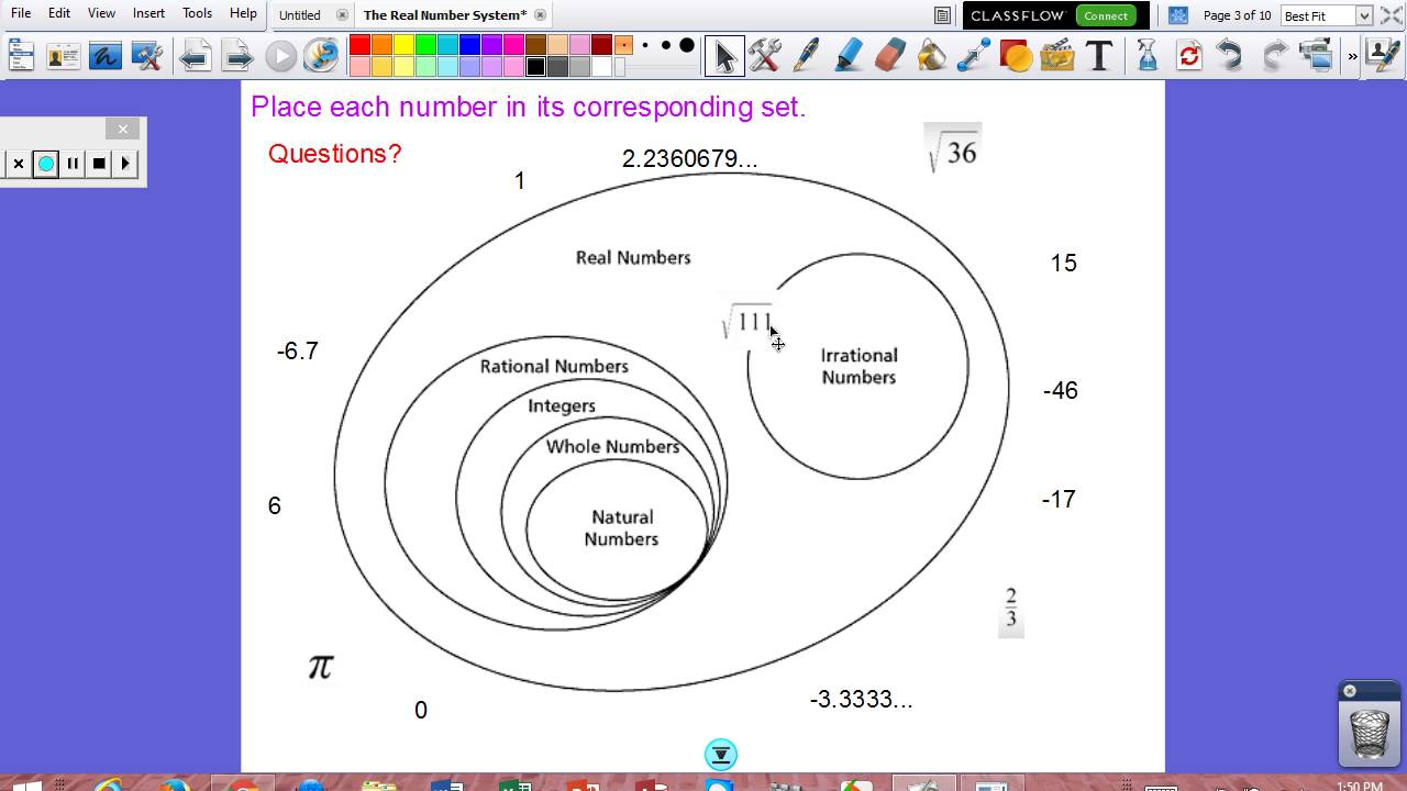 Preap only the real number system youtube preap only the real number system ccuart Gallery