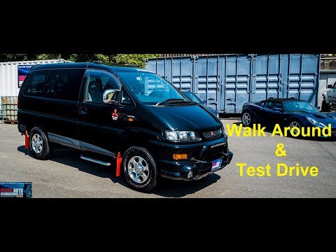 2002 Mitsubishi Spacegear L400 20th Anniversary | Japan Car Auction Purchase