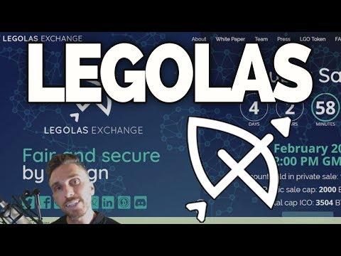 ICO Legolas Exchange Review