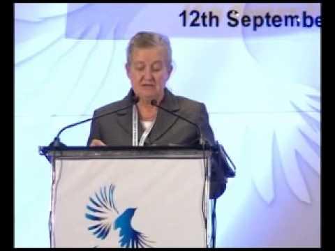 Emerging Kerala, Plenary session - Nancy J Powell
