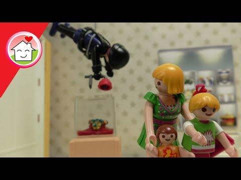 Playmobil Polizei Film Deutsch Der Juwelenraub Kinderfilm Mit - Minecraft hauser verschonern