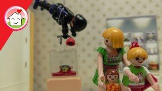 Playmobil Polizei Film deutsch - Der Juwelenraub - Kinderfilm mit Familie Hauser