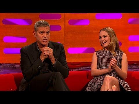 George Clooney's honeymoon at Comic Con  The Graham Norton : Series 17 Episode 7  BBC One