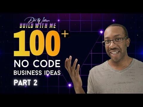 No Code Business Breakdown