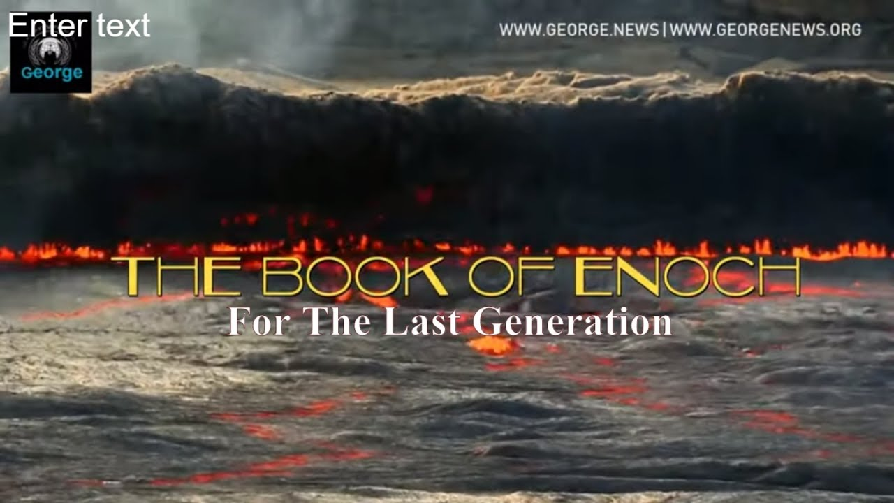 The Book Of Enoch. Written For The Last Generation. 2019 (HD) Closed Captions, FULL Version