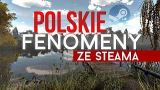 Gry ze Steama, które w Polsce są wyjątkowo popularne