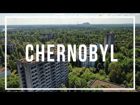 Rare footage of Pripyat and Chernobyl NPP now ( 2019)