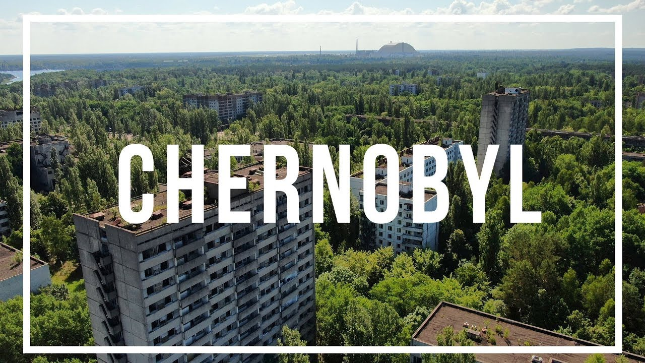 Rare footage of Pripyat and Chernobyl NPP now ( 2019)