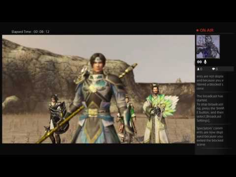 black-shadow7719's Live PS4 Broadcast
