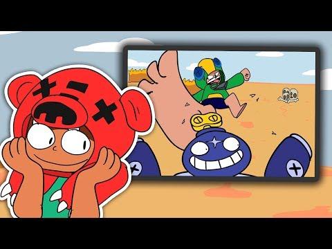 Brawl Stars Animation #12 - Leon X NiTa - Guru Mobile Game