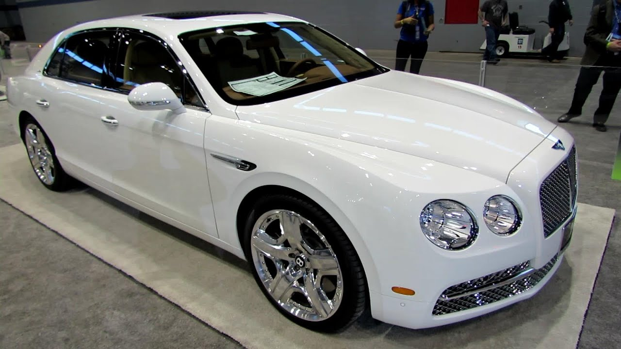 autogespot july flying spur i bentley price