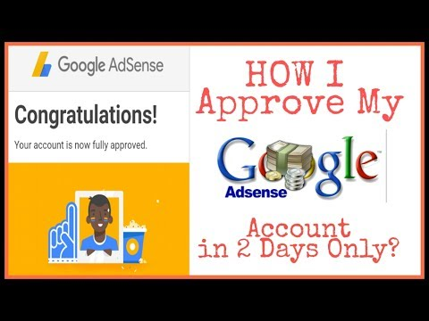 How To Approve Adsense In Just 2 Days? (Proof Added)