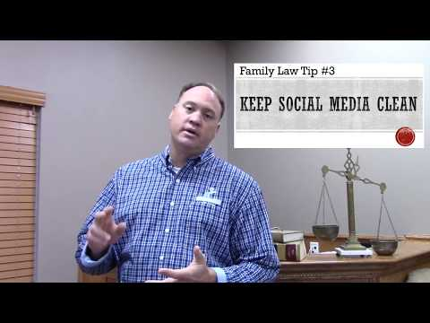 Top 3 Family Law Tips with Charlie Pearce