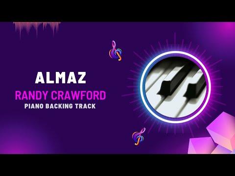 Almaz by Randy Crawford (Piano Backing Track)