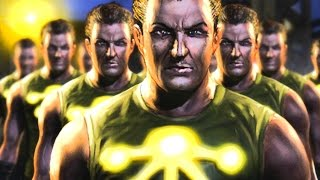 X-Men: The Official Game - Walkthrough Part 15 - Multiple Man (Nightcrawler Vs. Multiple Man)