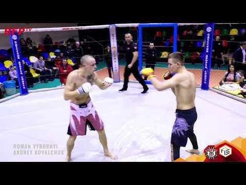 61 kg, Roman Vybornyi vs Andrey Kovalchuk / RFP - Step To Top 1