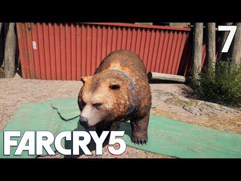 Far Cry 5 UN OURS MAL LÉCHÉ & LE FILS PRODIGUE #7 PC Ultra