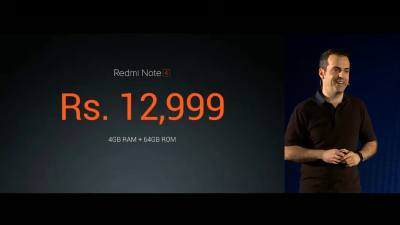 Redmi Note 4 Review 10 Cores 64gb 13mp India Price Xiaomi 64 Gbfull Black Specifications Rating And More