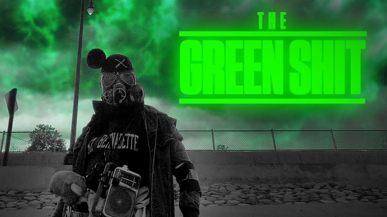 THE GREEN SHIT - Short Film