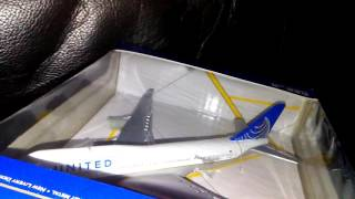 Daron Wings American,United,delta unboxing #1