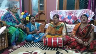 राधा रानी का सुंदर भजन सुनिए//with lyrics//उत्तराखंड भक्ति संगीत लीला जोशी।