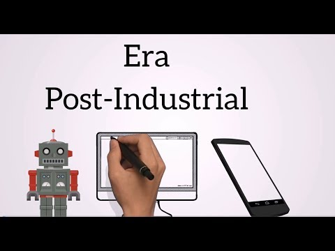 LAS CARRERAS DEL FUTURO 2017 ERA POST-INDUSTRIAL