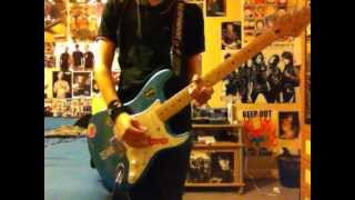 Green Day - Stop When The Red Lights Flash Guitar Cover