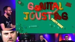 Giant Bomb Unprofessional Friday - Genital Jousting