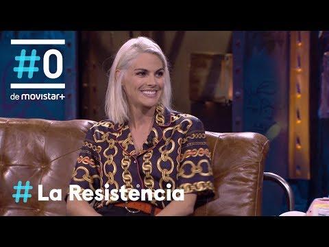 LA RESISTENCIA - Entrevista a Amaia Salamanca   #LaResistencia 02.04.2019