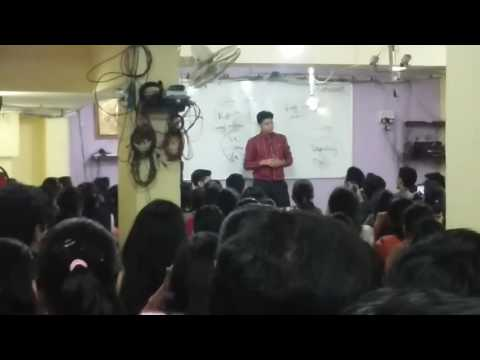 Mohit Sir singing.. Law class..