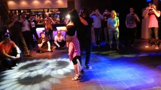 Mafie & Anna Dutch Zouk Conress 2015 demo 1