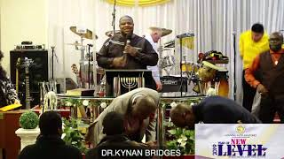 Day 2  2019 Glory Warfare Conf  with Dr. Kynan Bridges. Title: RICHES IN THE GLORY.