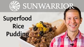 Superfood Rice Pudding | Jason Wrobel