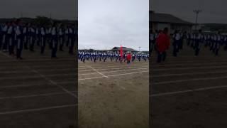 花泉中学運動会