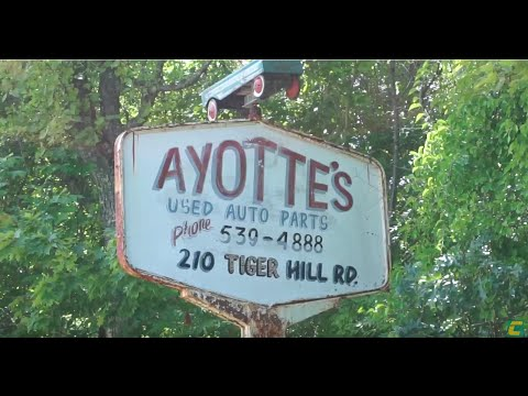 Exploring Ayottes Junkyard | Oxford Maine
