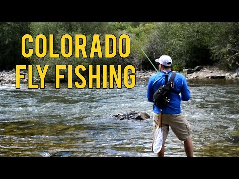 Fly Fishing In The Rocky Mountains