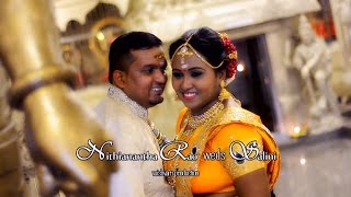 Nithianantha Rao Salini Wedding Cinematic Highlight by Vaishvarn Production Pg