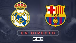 REAL MADRID 0 - 1 FC BARCELONA  | LIGA
