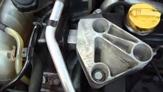 vibration moteur mégane 2 1.5 DCI