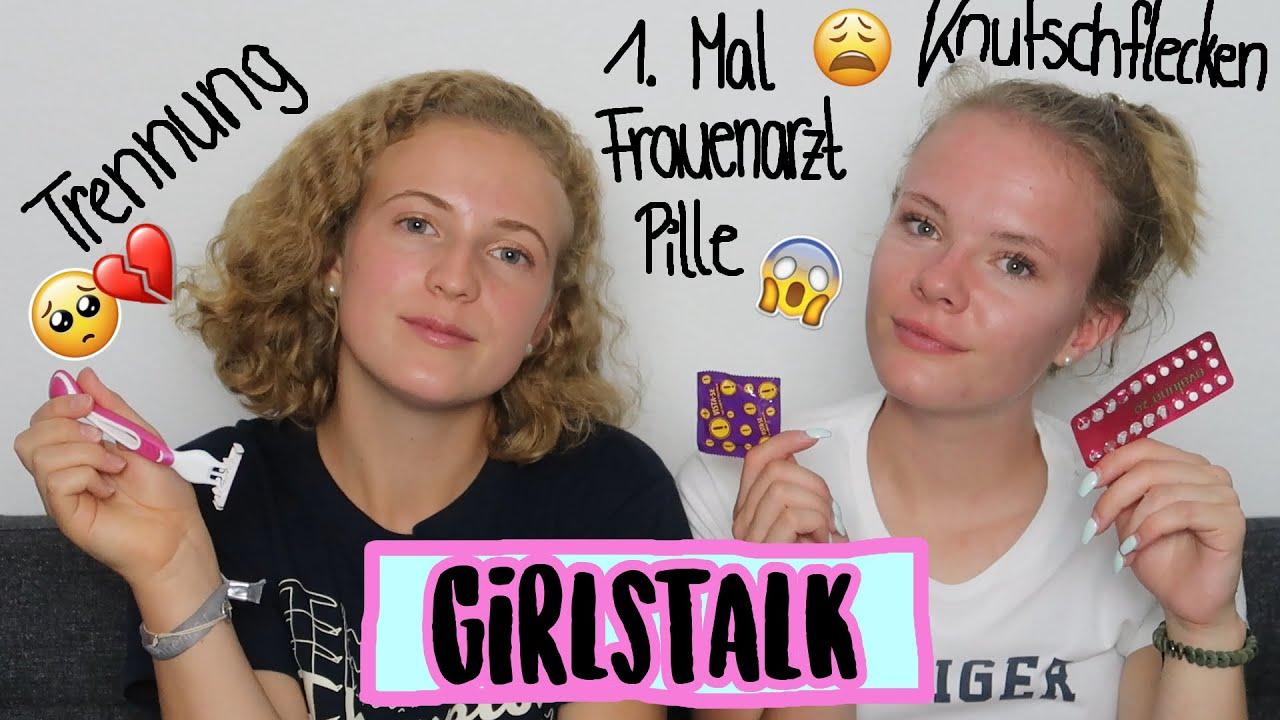 Girlstalk - Verhütung, Trennung, Pille, Frauenarzt