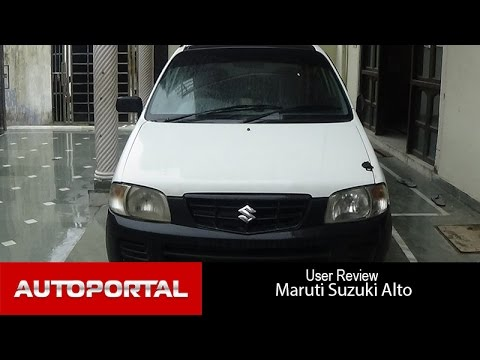 Maruti Suzuki Alto User Review - 'brand value' - Autoportal
