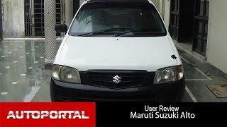 Maruti Suzuki Alto User Review - 'brand value' - Autoportal