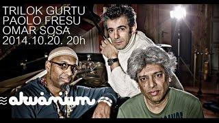 GFS Trio (Gurtu, Fresu, Sosa): FULL CONCERT