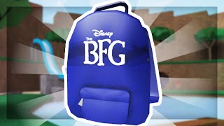 [EVENT] HOW TO GET THE BFG BACKPACK | ROBLOX Epic Minigames